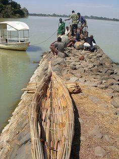Tana lake, Bahir Dar, Ethiopia