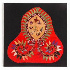 Lakai Embroidery, Uzbekistan