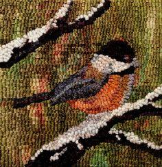 Woolen Tales Rug Art