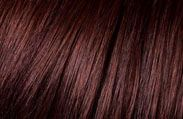 Hair Color Chart: Crushed Garnet