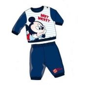 Pijama de manga larga de Mickey Mouse...: http://www.pequenosgigantes.es/pequenosgigantes/3009055/pijama-invierno-azul-marino-mickey-mouse.html