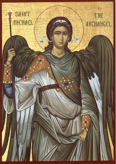 St. Michael the Archangel #icône