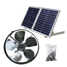 Robot Check Solar Vent Fan Solar Panels Solar Fan