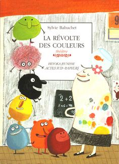 cover illustration by delphine durand. Monster Illustration, Children's Book Illustration, Graphic Design Illustration, Kids Story Books, Children's Picture Books, Book Images, Art Design, Book Cover Design, Illustrations Posters