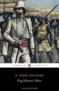 King Solomon's Mines (Penguin Classics) (Paperback)
