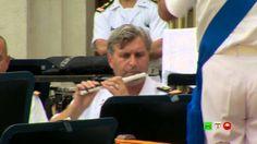Concerto della Banda Musicale della Marina Italiana - Marcia 1 Regg.to G...
