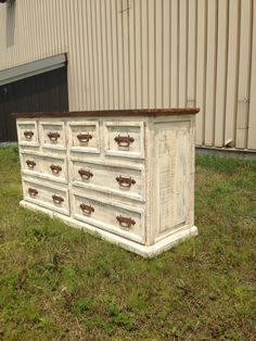 Amazing Http://www.rusticfurnitureoutlet.ca 8 Drawer Antiqued White Wash Dresser  Made. Rustic WhitePaint IdeasWood ProjectsDressersDrawerMexico