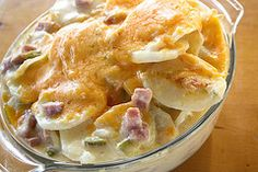 Scalloped Potatoes Recipe | Free Online Recipes | Free Recipes