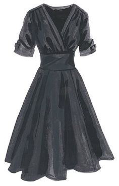 Exquisitely Proportioned Dress available at JPeterman.com.
