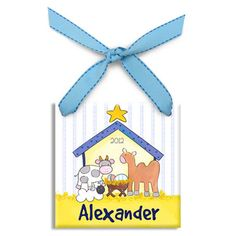 Personalized Baby Jesus Ornament for Boy (Gifts for Christian Occasions / Christian Christmas Decor / Christian Christmas Ornaments) Baby Ornaments, Painted Ornaments, Personalized Christmas Ornaments, Christian Christmas, Christian Gifts, Christmas Gifts For Kids, Gifts For Boys, Christmas 2019, Ceramic Christmas Trees