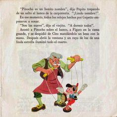 Cuentos infantiles: Pinocho. Cuento popular. Folktale