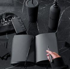 Black Aesthetic Wallpaper, Aesthetic Iphone Wallpaper, Aesthetic Wallpapers, Black Background Wallpaper, Black Backgrounds, Aesthetic Colors, White Aesthetic, Black And White Theme, Black And Grey