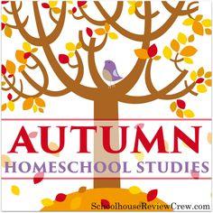 Autumn Homeschool Studies #homeschool #autumn #fall