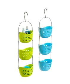 The Container Store > Shower Caddy > Perhaps for bath toys? Toy Organization, Bathroom Organization, Dorm Space Savers, Porta Shampoo, Bathroom Caddy, Bath Caddy, Bath Toys, Container Store, Makeup Storage