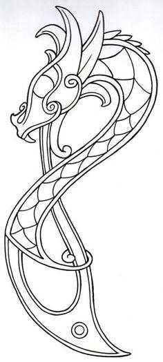 How to build your oseberg tent tutorial Vikings Celtic Tatto Viking, Viking Art, Viking Runes, Viking Knotwork, Viking Designs, Celtic Designs, Vikings, Leather Carving, Wood Carving