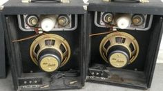 ECHOLETTE LE-2 LAUTSPRECHER SPEAKER CABINET VINTAGE PAAR in Bayern - Augsburg | Musikinstrumente und Zubehör gebraucht kaufen | eBay Kleinanzeigen