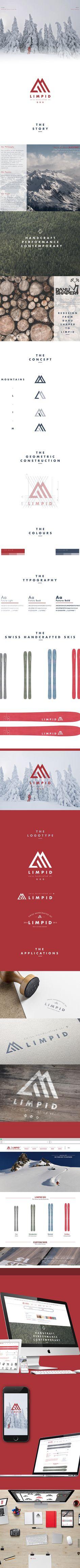 LIMPID Skis on Adweek Talent Gallery