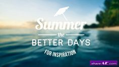 Videohive Epic Summer Days Opener - After Effects Templates