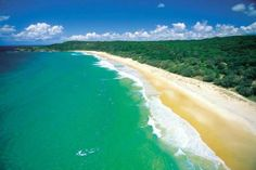 noosa..... Beautiful beach my daughter took me to when I visited her.