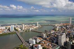 """""""Pontes da Cidade do Recife"""". * Recife, Pernambuco. Brasil. *"""