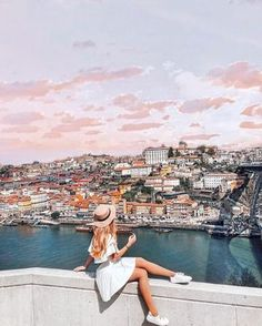 Porto Views by via Visit Portugal, Portugal Travel, Travel Pictures Poses, Travel Photos, Eurotrip, Tumblr Travel, Voyage Europe, Travel Outfit Summer, European Travel