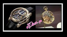 Έχεις αδυναμία στα εντυπωσιακά ρολόγια και αναζητάς πάντα τα καλύτερα; Δες μόνο στο ediva.gr τα 10 πιο συγκλονιστικάγυναικεία και αντρικά ακριβά ρολόγια! Το ρολόι μπορεί να είναι απλά ένα κομμάτι το οποίο σου λέειτην ώρα, ένα αξεσουάρ μόδας ή ακόμη και συλλεκτικό. Μπορείς να δουλεύει μεμηχανική ή ηλεκτρονική λειτουργία και να διαθέτει αναλογική ή ψηφιακή οθόνη. Άλλα ρολόγια λειτουργούν με ηλιακή ενέργεια, με μπαταρία ή με τηνκίνηση. Ποια είναι όμως […] The post Τα 10 πιο ακριβά ρολόγια Women's Watches, Bracelet Watch, Bracelets, Accessories, Fashion, Woman Watches, Moda, Fashion Styles, Bracelet