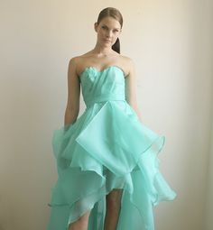 Cassandra -- Silk Organza Gown -- reserved for Caitlyn Falasco on Etsy, Sold