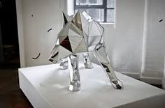 Image result for geometric sculpture