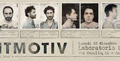 Leitmotiv - Presentazione de I Vagabondi, il nuovo album - Puglia Events