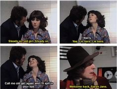 This is why Sarah Jane is awesome