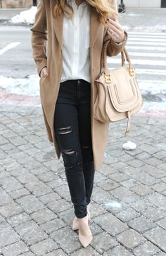 Oh So Glam: Another Neutral Outfit