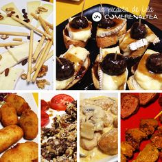 Festival de tapas | La Picaeta de Lola | Zona Centro de Altea | #Altea #restaurante #tapas #mediterraneo #comer_en_altea