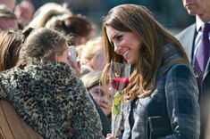 Kate Middleton Photos - The Royal Couple Visits Glasgow - Zimbio