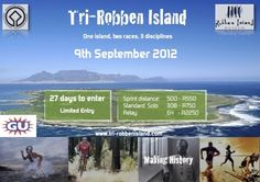 The Tri-Robben Island Triathlon Activities In Cape Town, Triathlon, Fundraising, October, Island, Day, Triathalon, Islands, Fundraisers