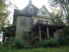 Abandon house in Maryland