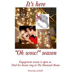 """""""Engagement Season"""" by the-diamond-room on Polyvore"""