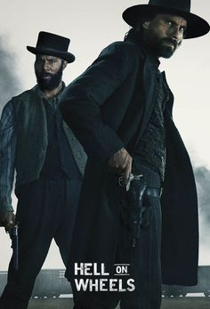 Hell on Wheels- I love this show!