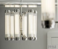 art deco lighting, furniture and design