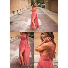 This NEW maxi dress is ★ STUNNING ★ Turn some heads in this Dusty Rose color! #goals