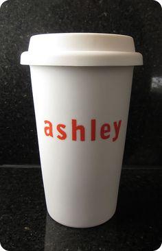 Personaliza los vasos de cerámica de una forma fácil y práctica!