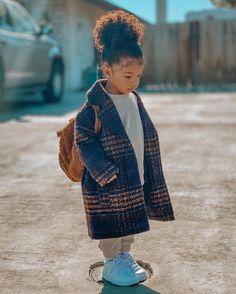 Cute Mixed Babies, Cute Black Babies, Beautiful Black Babies, Cute Little Baby, Cute Babies, Black Baby Boys, Fashion Kids, Baby Girl Fashion, Toddler Fashion