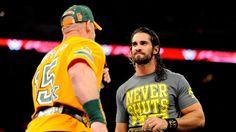 Firma de contrato John Cena vs. Seth Rollins: fotos | WWE.com