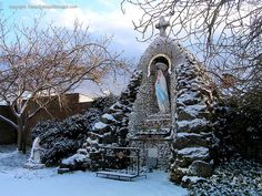 Covent Grotto, Letterkenny by DaisyCottageDonegal, via Flickr