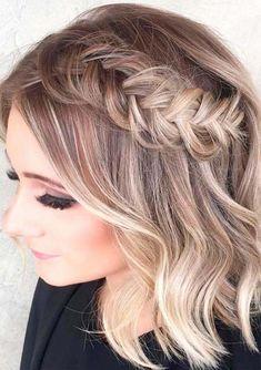 Bridal Hairstyles for Short Hair 2018