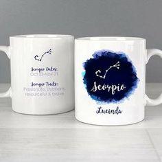 "Zodiac Star Sign /""Virgo/"" Novelty Mug Tea Coffee Gift Cup Retro Present"
