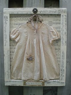 12 Best Baby Dress Display Images On Pinterest Picture Frame Baby