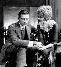 Rudolph Valentino & Alice Terry in The Four Horsemen of the Apocalypse c.1921