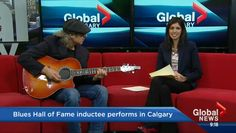 Musician Michael Charles performs in Calgary Watch News, News 9, Arts And Entertainment, Calgary, The Help, Blues, Entertaining, Videos, Funny