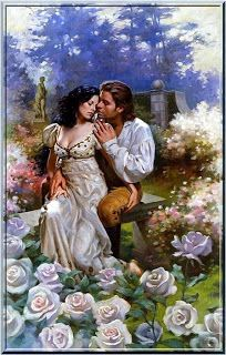 Romance Book Cover Illustrations by Max Ginsburg - AmO Images - Romance book cover art -romantic painting; Romance Arte, Vintage Romance, Fantasy Romance, Lovers Romance, Romance Novel Covers, Romance Books, Art Romantique, Image Couple, Romantic Paintings