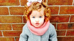 Glamorous Gracie is our April Toddler of the Month #ToddlerOfTheMonth #April